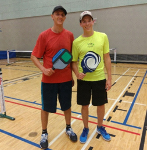 Men's Singles 5.0 Pickleball